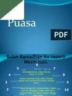 FIQH  PUASA