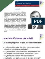 Crisis Misiles Cuba Allison