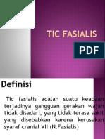 Powerpoint Tic Fasialis