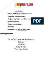 Intro to Antennas