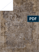 Cipher Catalogue