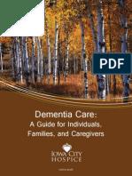 Dementia Booklet