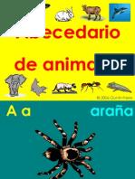 ABECEDARIO animales.ppt