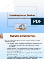 Chapter 2 - OS Services