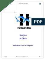 Beam Hand Book