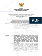 Permenpan No. 28 Tahun 2013 Fungsional Elektromedis