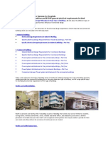 The Electrical Distribution Systems for Hospitals