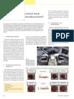 GAK Fachmagazin Fuer Die Polymerindustrie Lars Rominger Hot Polymer Cf273