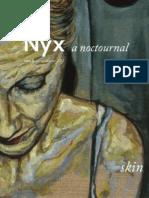Nyx, a noctournal – 8