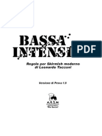 Bassa Intensita