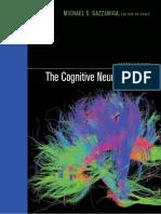 Gazzaniga. the Cognitive Neurosciences