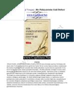 Gary Small Gigi Vorgan - Bir Psikiyatristin Gizli Defteri - CepSitesi.net