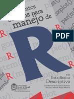 Fundamentos Basicos Para Manejo de R