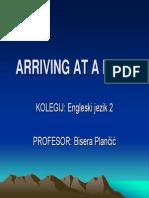 2-4 Arriving at a Port