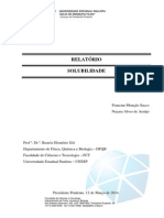 RELATÓRIO 1 - Química Orgânica Exp (Reparado) (1)