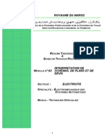 M02_Interprétation de Schémas_ de Plans Et de Devis GE-ESA