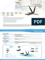 Netis WF2166 Datasheet V1.0