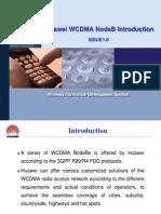 A8 Huawei WCDMA NodeB Introduction