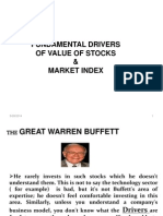 SIMSR Value Stock Drivers
