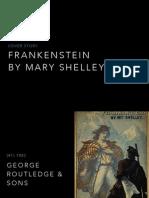 Frankenstein Covers