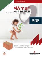 Documentation Gamme CLIMAmur Porotherm Fevrier 2014.pdf