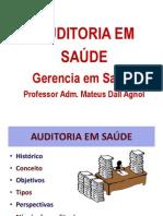 Aula 1---001 a 006 - Aula - Auditoria Em Saude