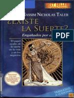 _Existe La Suerte_, Enganados p - Nassim Nicholas Taleb