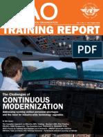 Icao Training Report Vol1 No1