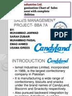 Sales Dept_Ismail Industries Ltd