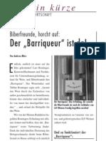 Barriqueur Merum Lars Rominger