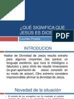 Divinidad de Jesucristo