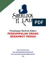 Sherlock Holmes - Perkumpulan Orang Berambut Merah