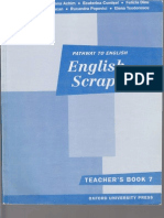 English Scrapbook