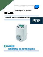 616021 an 01 Ro Priza Programabila Digitala