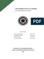 Cover Tugas DTTL Sistem Transmisi Tenaga Listrik