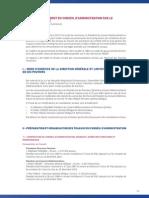 Rapport Du President Du Conseil d Administration Sur Le Controle Interne