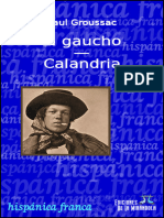 El Gaucho-paul Groussac