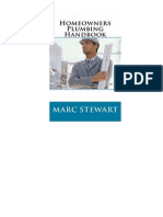 Homeowners Plumbing Handbook
