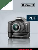 K200D Catalogue UK