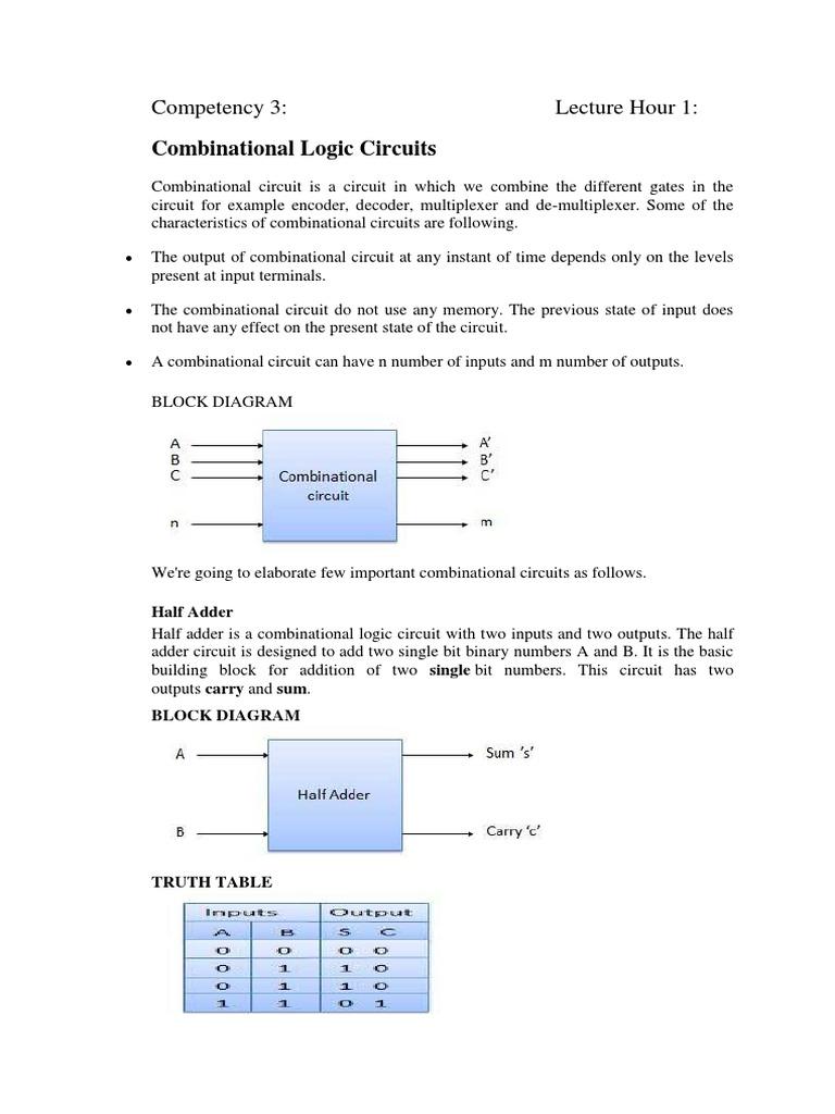 Dldco Electronic Circuits Logic Gate Gates Diagram Examples