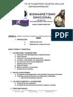 1 Temario Biomagnetismo Emocional 2014 Nuevo