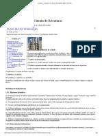 Modelo e Métodos de Cálculo de Estruturas de Concreto