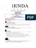 Agenda Semanal 2012-27