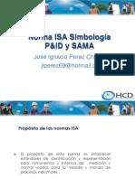 Normas Isa p&Id y Sama