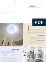 Atelier Ten Portfolio- Third Edition