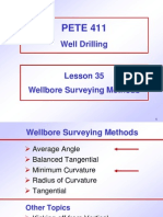 Tech Drilling WellSurveyMeth