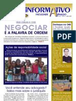 Informativo Faculdade Arnaldo - Abril de 2009