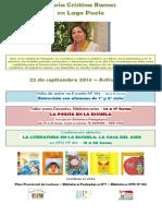 Afiche María Cristina Ramos