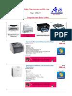 imprimante laser monocrom
