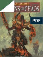 Réduction_W Armées - V8 - Démons Du Chaos